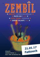 Zembil Plakat Januar 2017