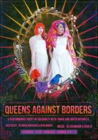 queens against borders poster