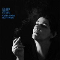 Christiane Rösinger - LP-Cover: Lieder ohne Leiden