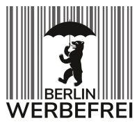 Berlin Werbefrei Logo