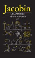Jacobin - Buchcover (c) Suhrkamp Verlag - Lesung am 14.09.2018 im aquarium