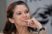 Carmen Boullosa / Foto: Abril Cabrera A/ Secretaria de Cultura