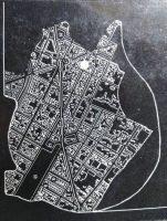 """""""Statik potemkinscher Dörfer"""" Karl Homuth - Umschlaggestaltung von Karl Homuth und Tariq Mousli."""