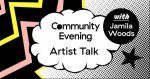 Artist Talk with Jamila Woods