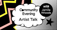 Artist Talk with Jamila Woods