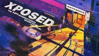 Poster XPOSED Filmfestival 2019 - artwork by marionhabringer.com