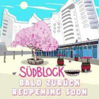 Südblock bald zurück